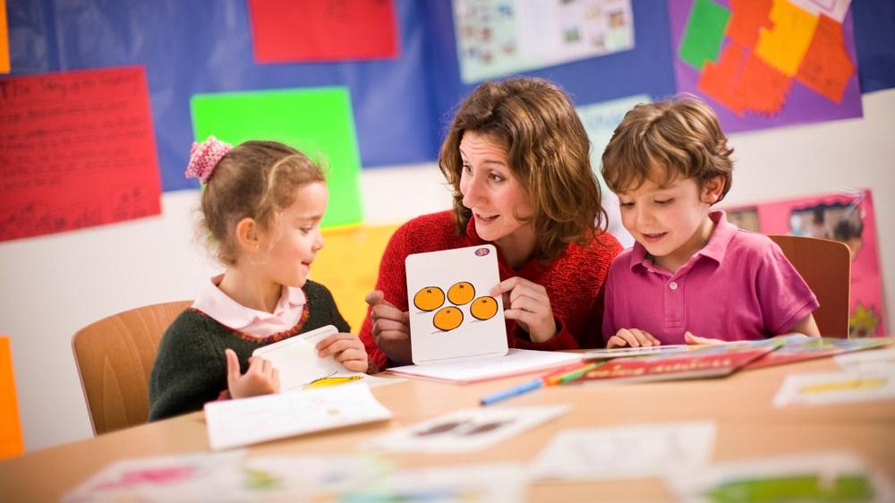 Çocuklar için yabancı dil, Çocuklar için yabancı dil